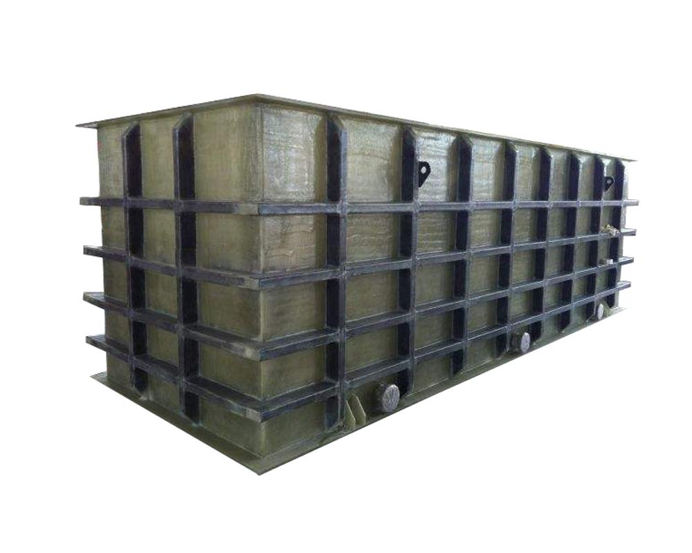 Bể Thép Bọc Nhựa FRP