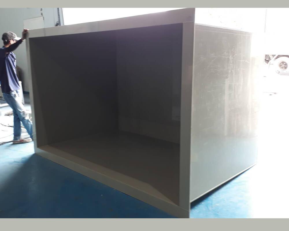 Bể Thép Bọc Nhựa PP