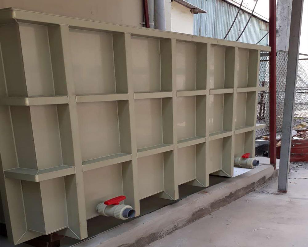 Bể Thép Bọc Nhựa PVC