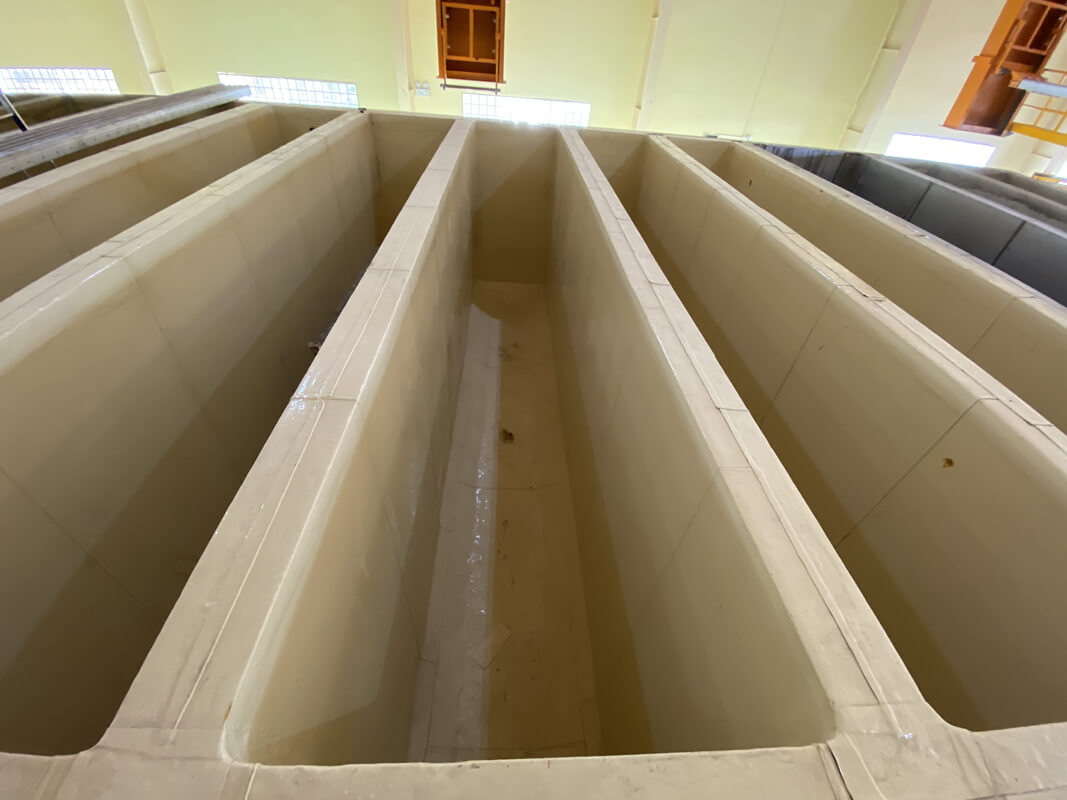 Bể Bê Tông Bọc Nhựa PVC