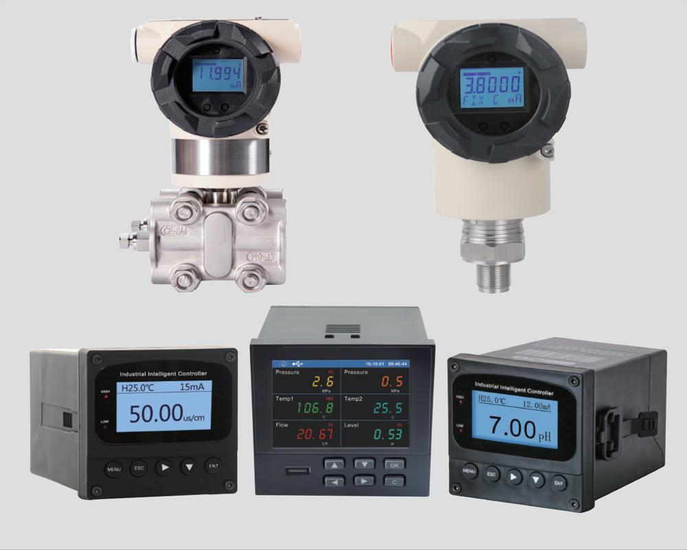 Thiết bị đo lường nước