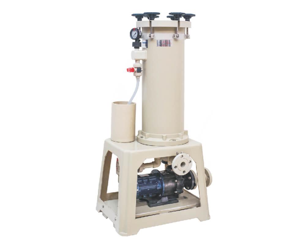 Máy lọc hóa chất HFG 201-318